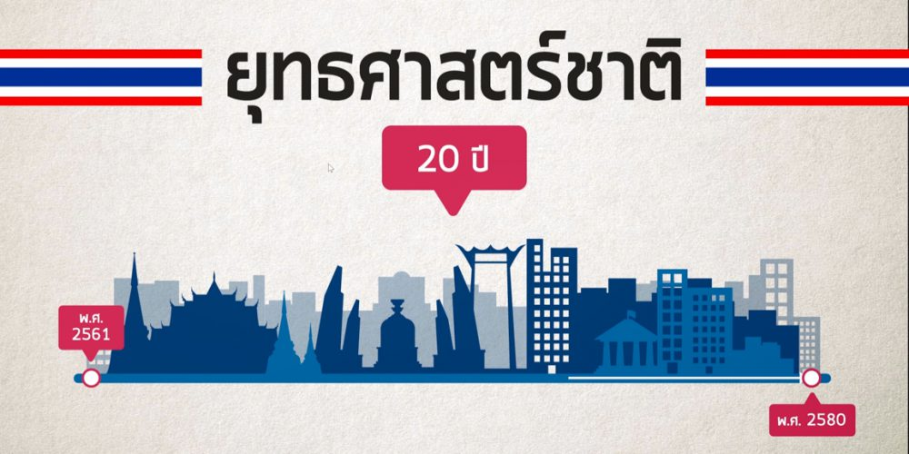thailand 20 years plan